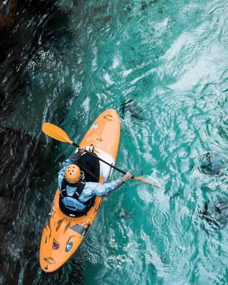 Underground Kayaking in Red River Gorge